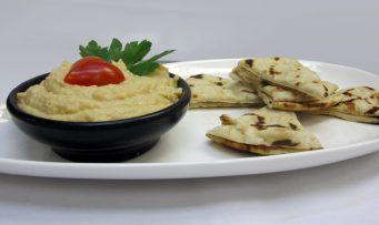 Garlic-Lemon Hummus