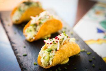 Crabmeat Tacos
